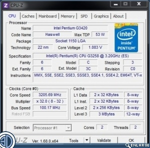 Intel Pentium G3258 20th Anniversary Review