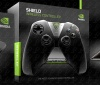 Nvidia Shield Tablet and Wireless controller.