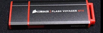 Corsair Voyager GTX Flash Drive Review