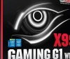 Gigabyte X99 Gaming G1 WIFI Motherboard Revealed
