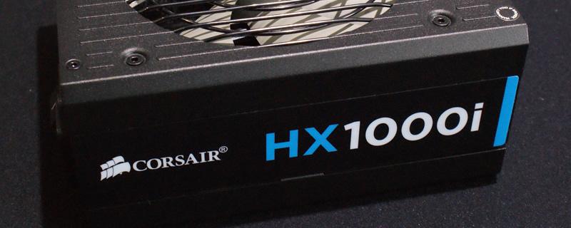 Corsair HXi HX1000i PSU Review | The All New HXi PSU ...