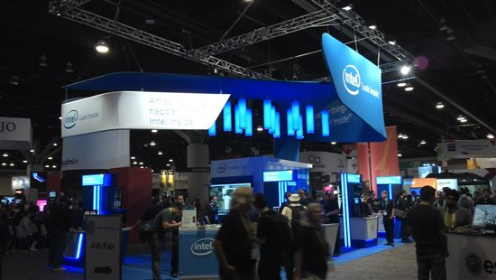 Intel Demo DX12 showing great CPU benifits