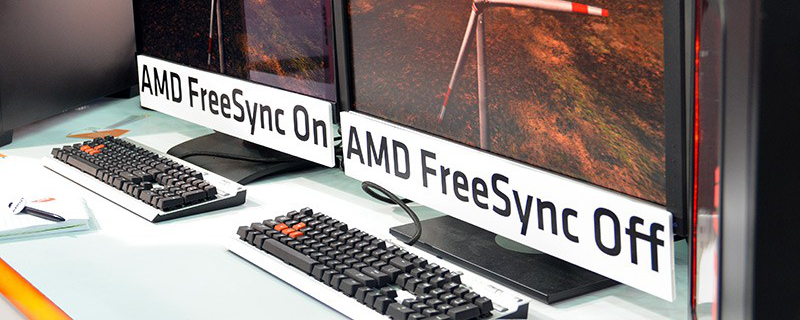 Only certain new Radeons will work with FreeSync