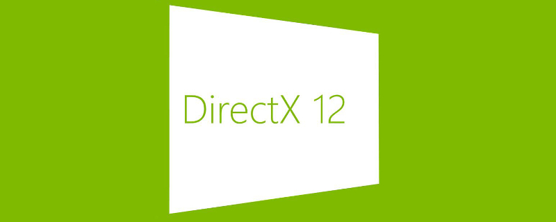 DirectX 12 Shipping with Windows 10