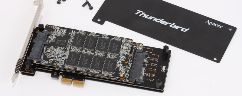 Apacer Announces the PT910 PCI-Express SSD
