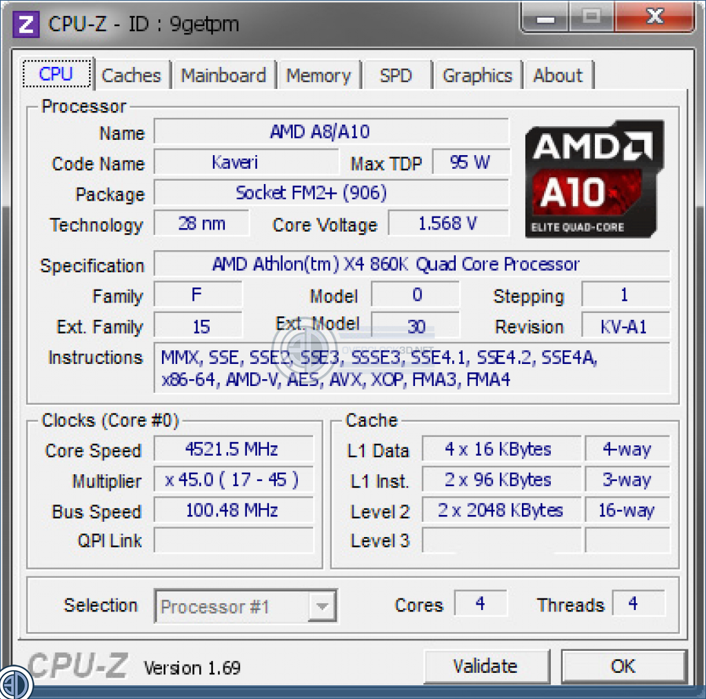 AMD Athlon 860K Black Edition CPU Review | Test Setup and