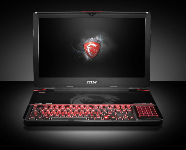 MSI's Gaming Laptop with a Mechanical Keyboard