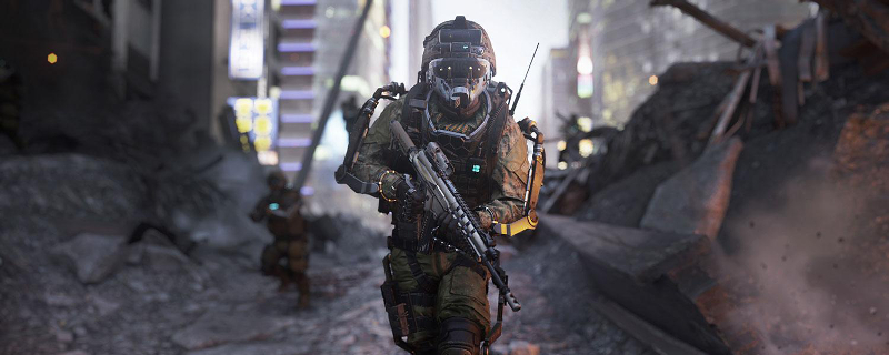Call of Duty: Advanced Warfare Resolutions announced