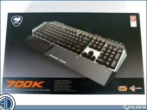 Cougar K700 Keyboard Review