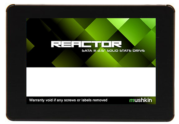 Mushkin Announces Reactor 1 TB Solid State Drive