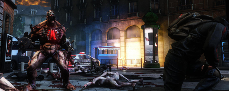 Killing Floor Dev doesn't thin a lower framerate is more cinematic