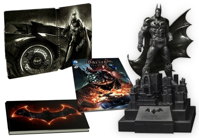 Batman Limited Edition Contains Spoilers?