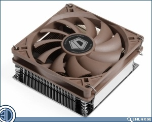 ID-Cooling Releases a new vapour chambered M-ITX Cooler