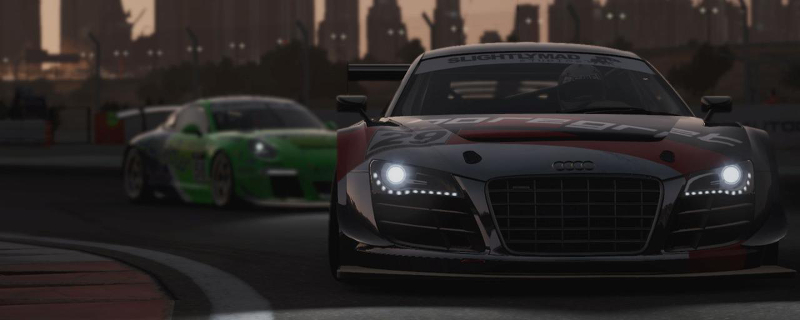 Project Cars Trailer Pushes Graphical Boundaries