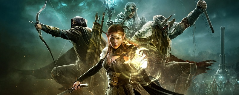 The Elder Scrolls Online: Tamriel Unlimited Announced