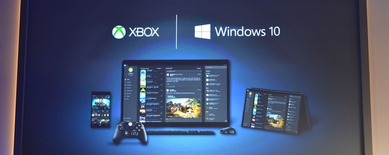 Windows 10 Will Be Able To Stream Xbox One Games
