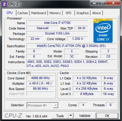ASUS Z97 TUF Sabranco Overclocking Review
