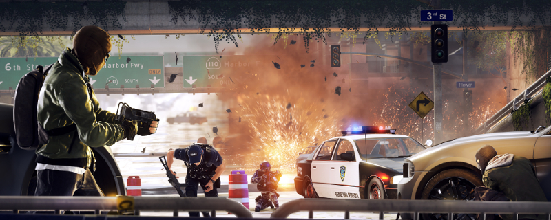 Battlefield Hardline is showing off it's new toys