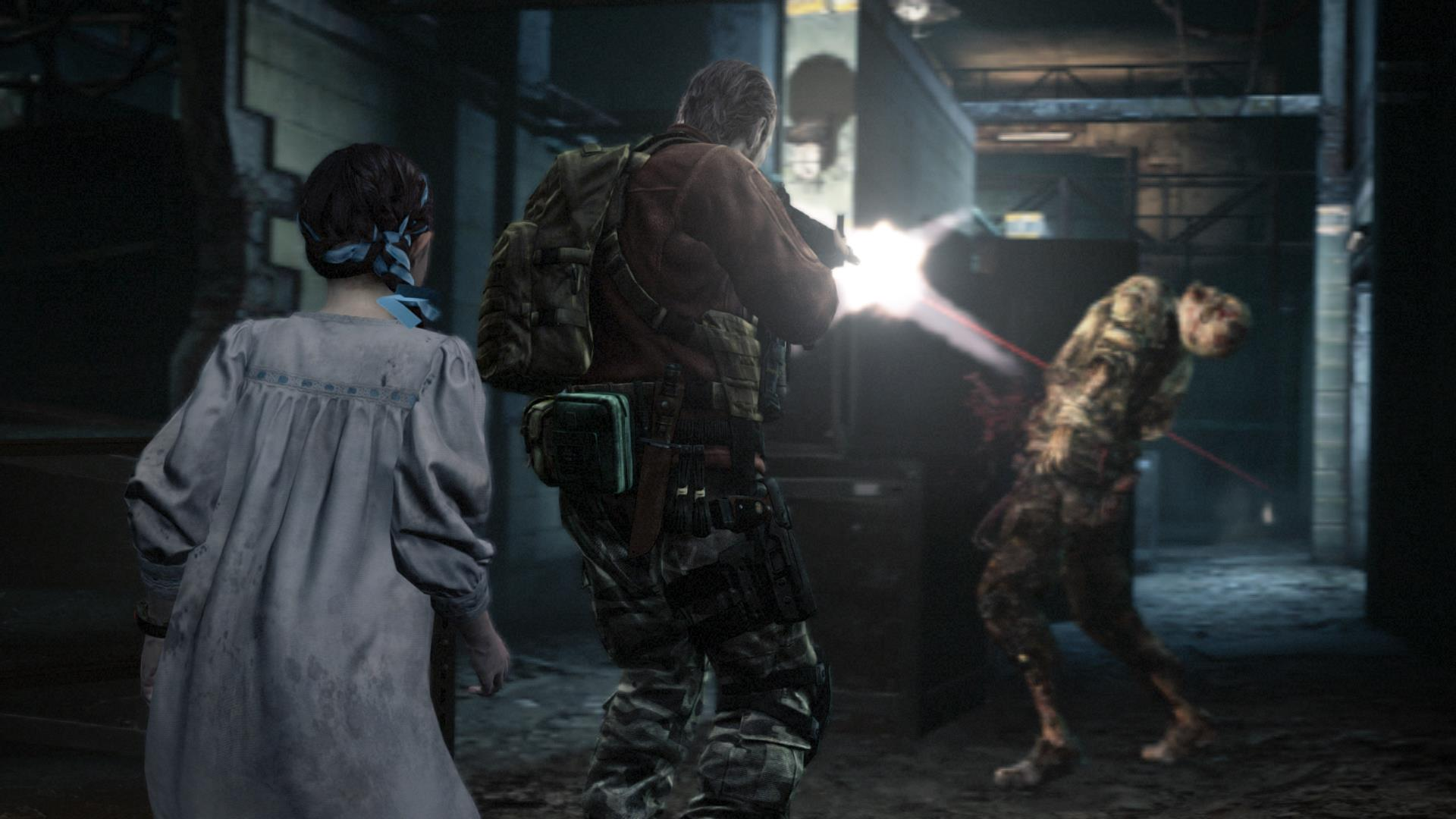 Resident Evil Revelations 2 Removes Features From PC Version