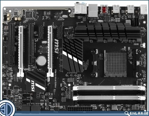 MSI gives AM3+ the Krait Treatment and USB 3.1