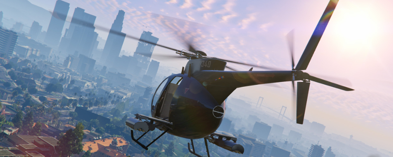 GTA V gets a 60FPS PC Trailer