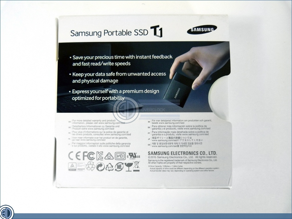 how to use samsung ssd t1