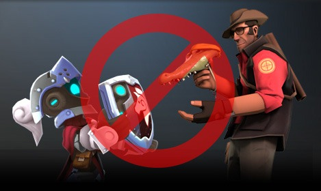 Valve Restricts Steam Service For Non-Paying Users