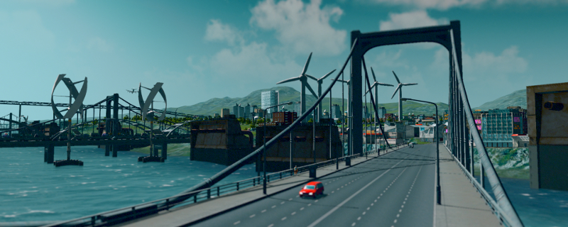 Cities: Skylines' next update will be