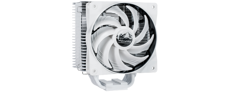 Alpenfohn Matterhorn Black & White Edition CPU Coolers