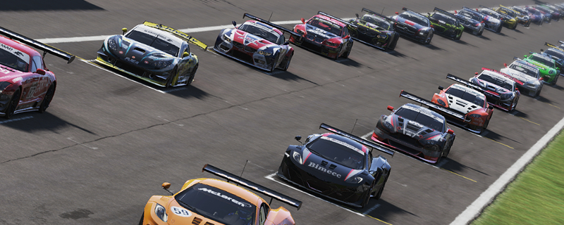 Project CARS Launch Trailer