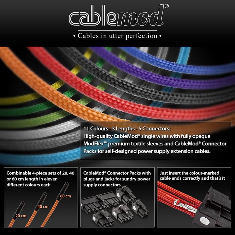 Cablemod Modflex Diy Extension Review Cablemod Modflex