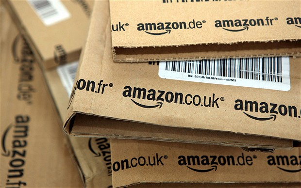 Amazon to pay more tax in UK