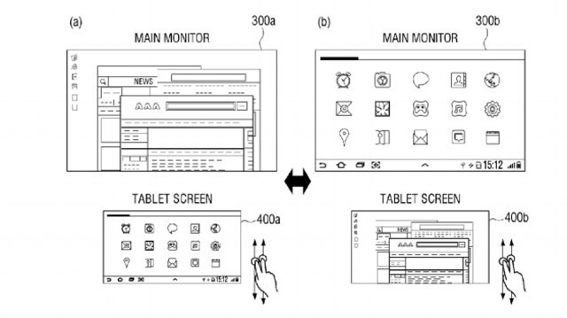 Samsung patent reveals a way to turn Android phones into Windows PCs