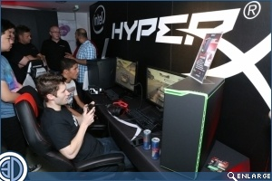 HyperX Meet The Pros Event, With Kingston and OCUK