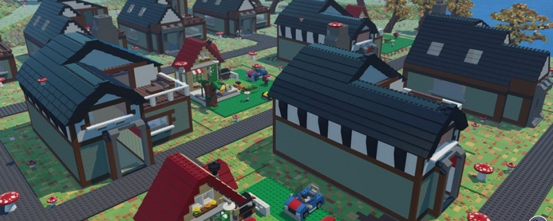 Lego Worlds launching on Steam Early Access Today