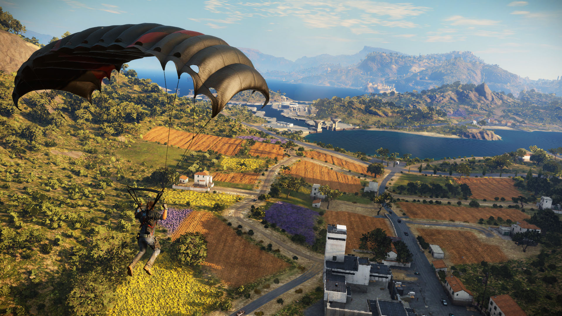 Just Cause 3 launches December 1st - E3 trailer