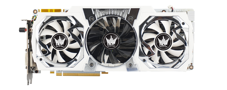 KFA2 Launches the GTX 980Ti HOF