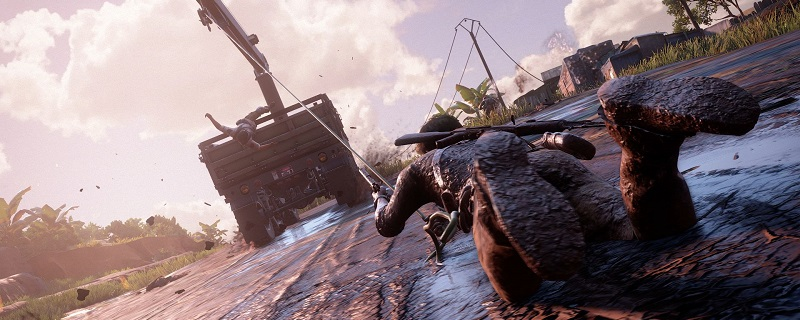Uncharted 4 singleplayer framerate will be locked at 30fps