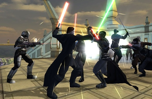 Knight's of the Old Republic II Get updated 10 Years after Launch