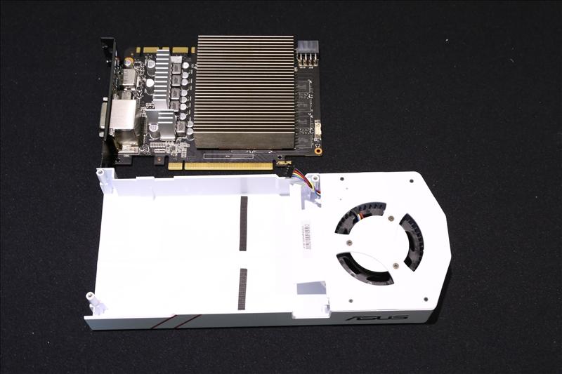 Asus GTX 970 Turbo Gpu Backplate