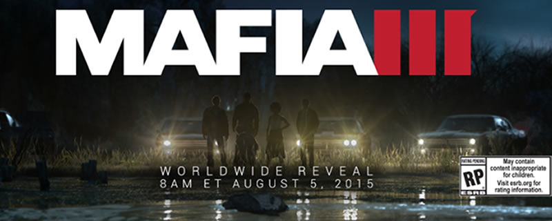 Mafia 3 has been announced