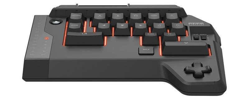 Officially Licensed Ps4 Mouse And Keyboard Controller