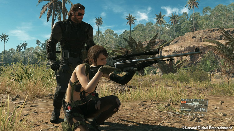 Metal Gear Solid: The Phantom Pain system requirements released