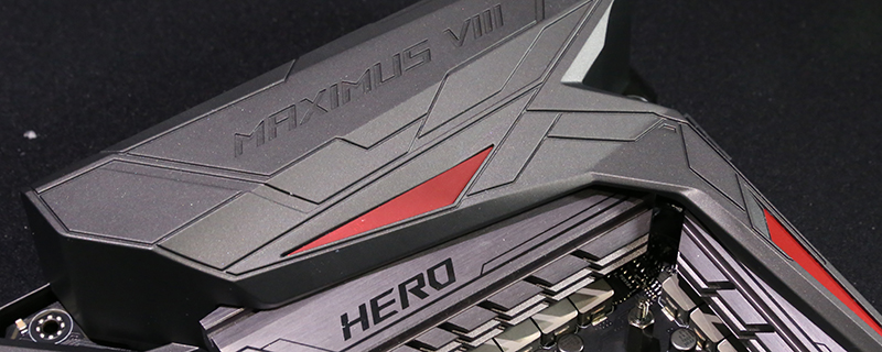 ASUS Z170 Maximus VIII Hero Review