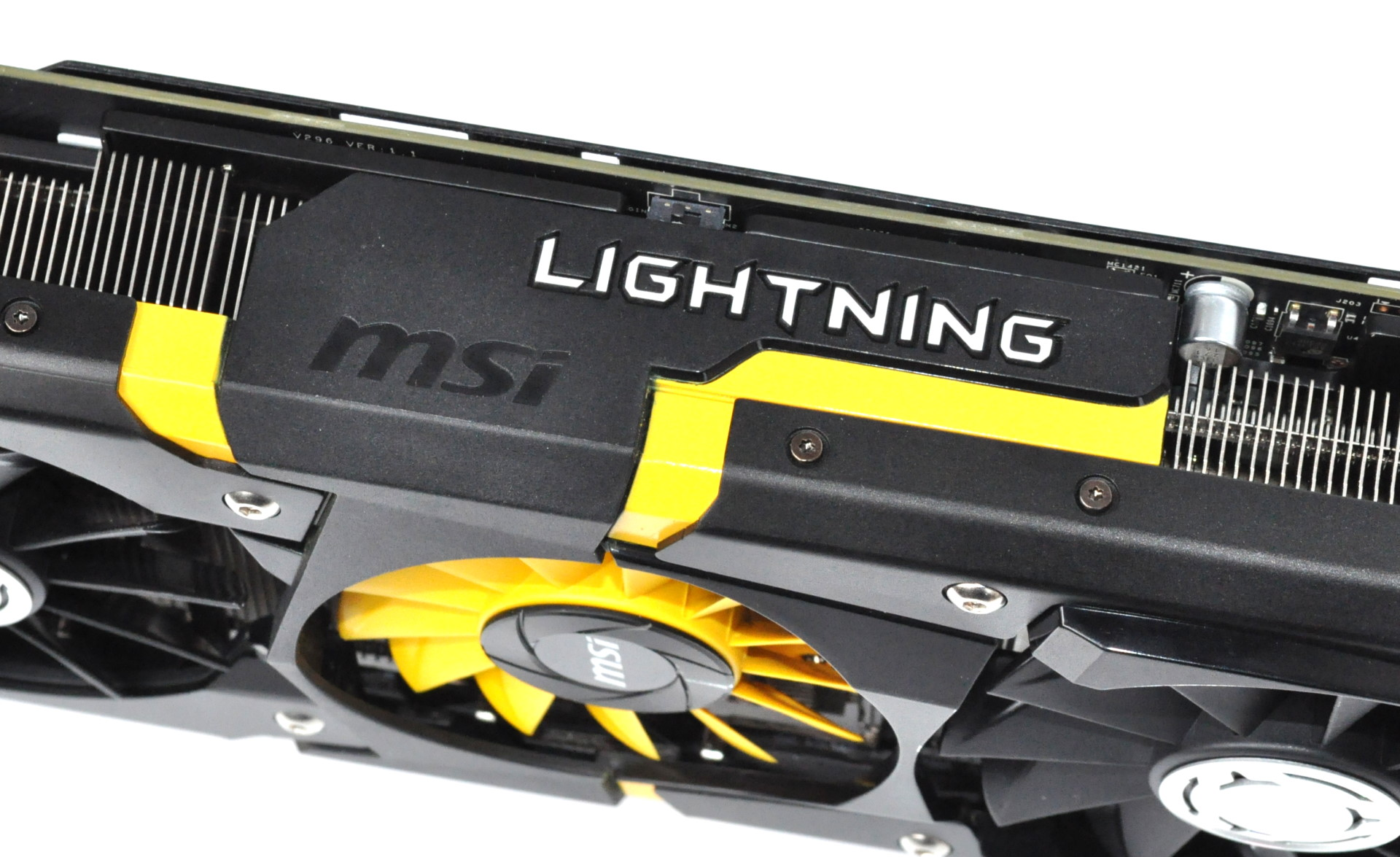 MSI GTX 980Ti Lightning in Development