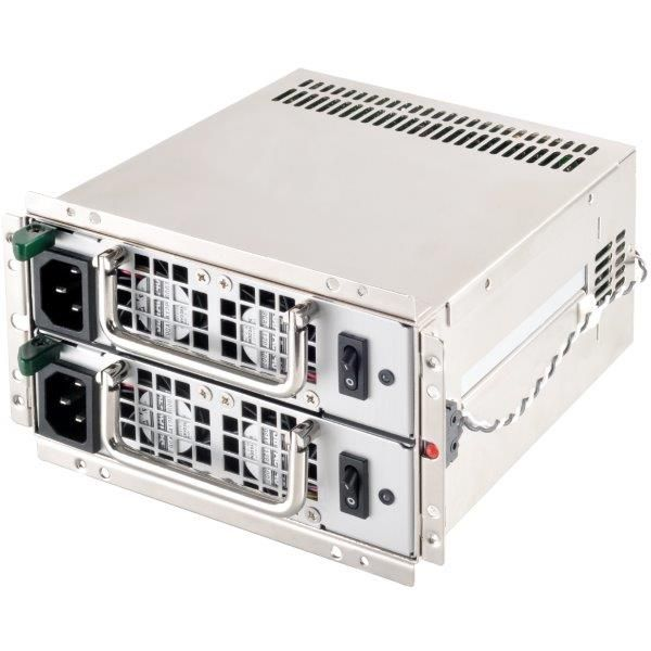 Silverstone Releases Gemini Series Redundant Power Supplies.