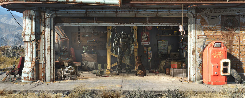 Bethesda doesn't mind criticism on Fallout 4 graphics