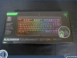Razer Blackwidow Tournament Edition Chroma Review