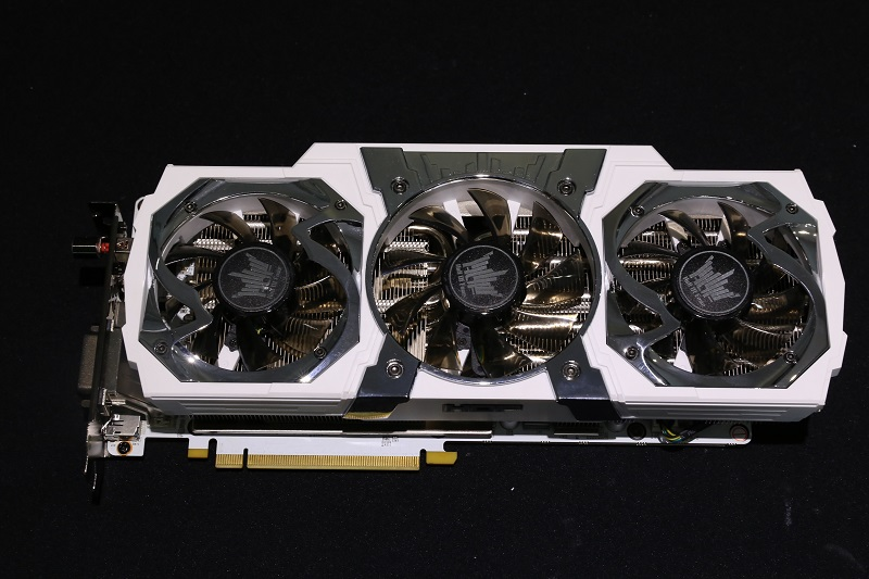 KFA2 GTX 980Ti Hall of Fame - RushKit