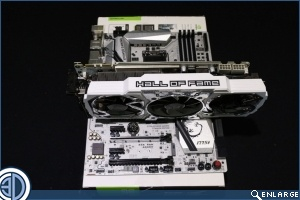 KFA2 GTX 980Ti HOF Hall of Fame - RushKit